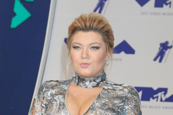 'Teen Mom' Star Amber Portwood Feuding With MTV To Get New Boyfriend Dimitri Garcia Paid