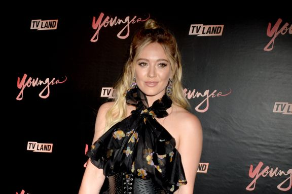 "Hilary Duff Says There Have Been ""Conversations"" About A Lizzie McGuire Revival"