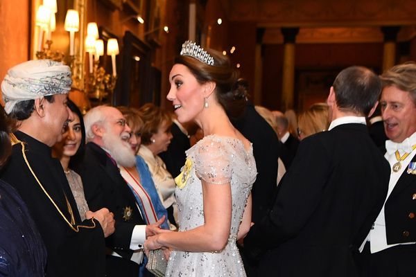 Royal Fashion: All The Times Kate Middleton & Meghan Markle Dressed Like Perfect Princesses