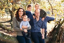 The Royal Family's Christmas Cards Are Here