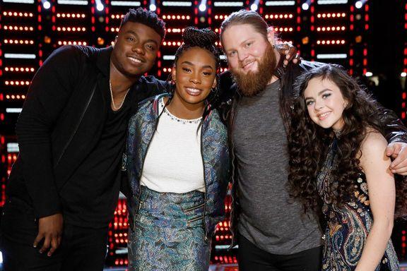 'The Voice' Crowns Surprising Season 15 Winner