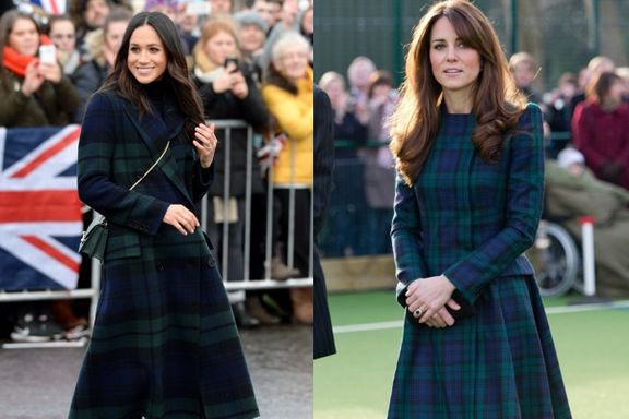 Copycat Style: All The Times Meghan Markle Channeled Kate Middleton