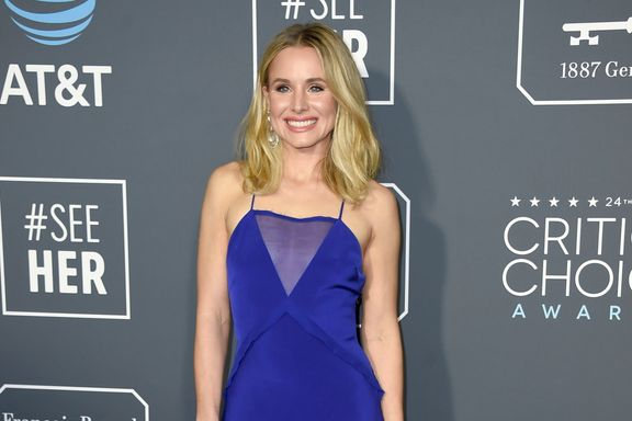 Kristen Bell Will Reprise Her Role As Narrator For The 'Gossip Girl' Reboot