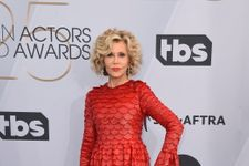 Jane Fonda Looks As Youthful As Ever At The 2019 SAG Awards