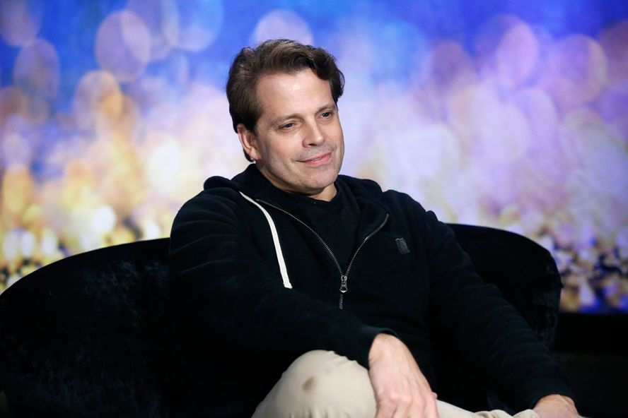 Anthony Scaramucci Exits Celebrity Big Brother Early