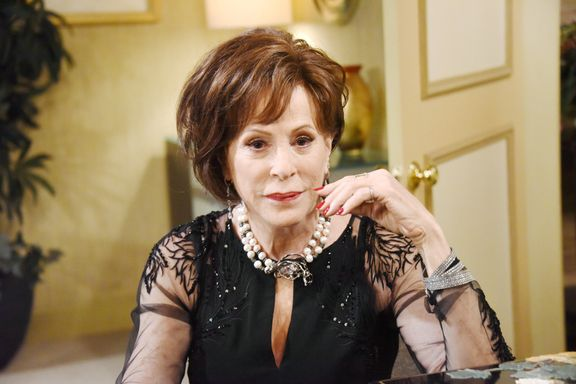 Louise Sorel Is Returning To Days Of Our Lives