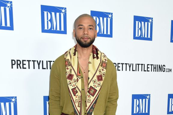 Empire's Jussie Smollett Speaks Out After Apparent Hate Crime Attack