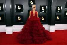 """Bebe Rexha Stuns On Grammys Red Carpet After Being Told She Was """"Too Big"""" By Designers"""