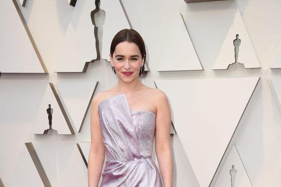 Emilia Clarke Reveals She Had Two Life-Threatening Brain Aneurysms