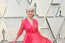 Is Pink Tonight's Biggest Red Carpet Trend At The 2019 Oscars?