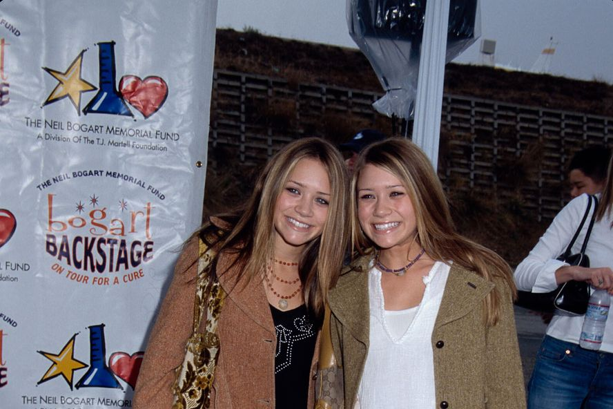 Rare Mary-Kate And Ashley Olsen Pics You Haven't Seen