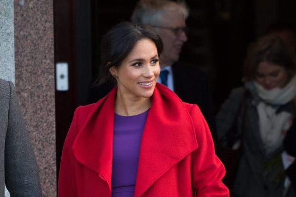 Ranked: Meghan Markle's Maternity Style