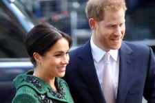 Meghan Markle Opts For Emerald On Commonwealth Day