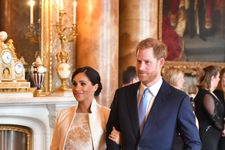 The Palace Releases Brief Statement For Prince Harry And Meghan Markle's 'Private' Birth Plan
