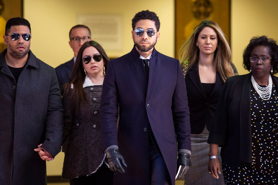 City Of Chicago Demands Jussie Smollett Pay $130,000 For Overtime On His Case
