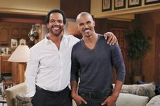 Shemar Moore And More Y&R Alum To Return For Special Kristoff St. John Storyline