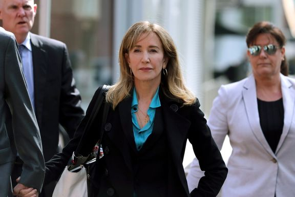 Felicity Huffman To Plead Guilty And Breaks Silence In College Admissions Scandal