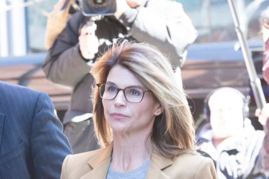 Judge In Lori Loughlin's College Admissions Scandal Case Calls Coercion Allegations 'Disturbing'