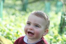 Kensington Palace Releases New Photos Of Prince Louis For His First Birthday