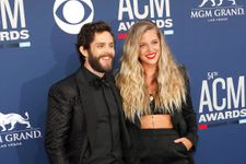 """Thomas Rhett And Lauren Akins Are """"Standing Up"""" Against Racial Injustice For Their Adopted Daughter"""