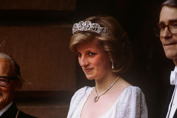 Princess Diana's Iconic Maternity Looks Ranked
