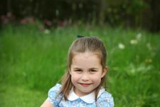 Kensington Palace Releases Adorable Photos Of Princess Charlotte For 4th Birthday