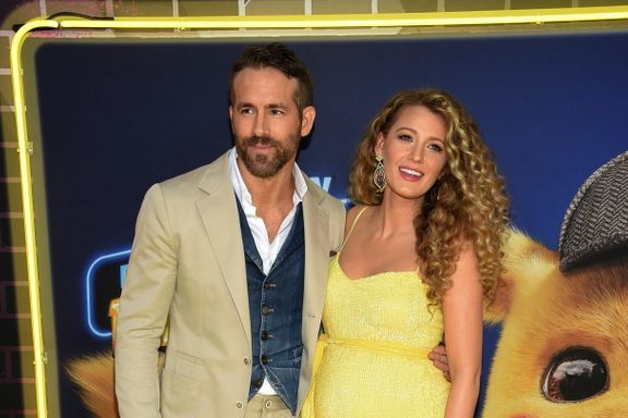 Blake Lively And Ryan Reynolds Reveal They Are Expecting Third Child