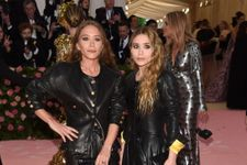 Mary-Kate And Ashley Just Made A Rare Public Appearance At Met Gala
