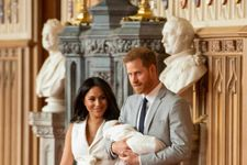 Meghan And Harry Reveal Royal Baby Name