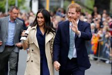 Breaking: Prince Harry Confirms Birth Of Son In Adorable Announcement