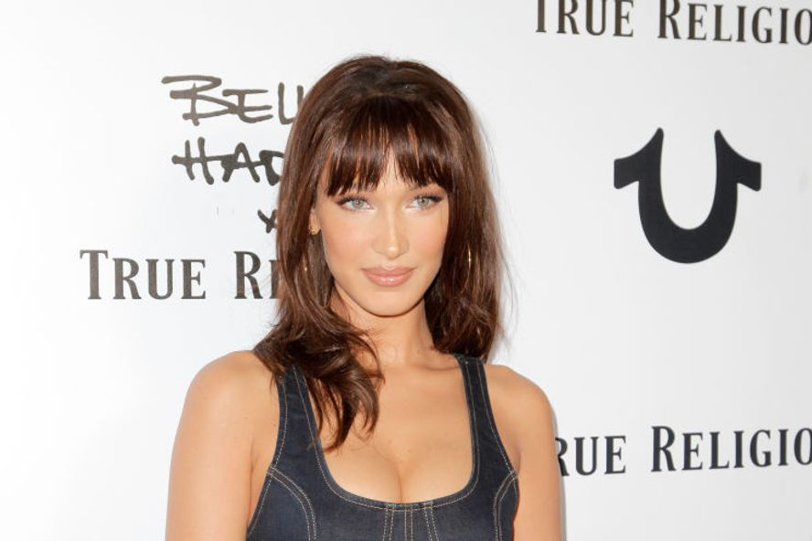 Bella Hadid's 10-Year Face Evolution