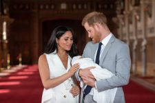 Prince Harry And Duchess Meghan's Son Archie Does Not Have A Royal Title