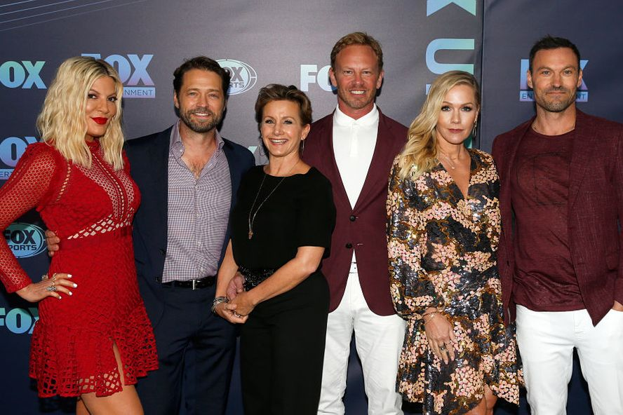 'Beverly Hills, 90210' Reboot 'BH90210' Canceled After One Season