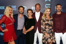 Tori Spelling And Jennie Garth Explain BH90210's Confusing Premise Of The Cast Playing Themselves