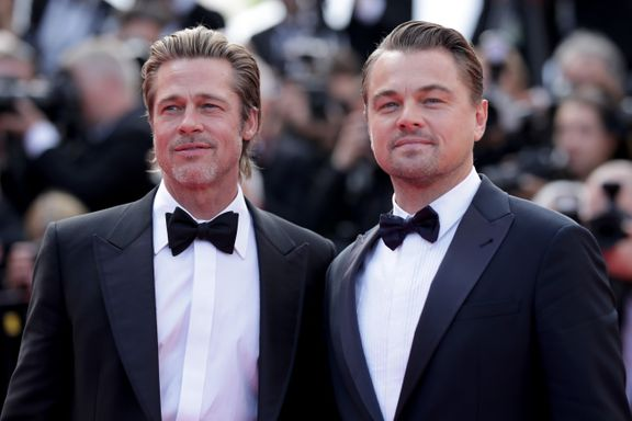 Leonardo DiCaprio And Brad Pitt Open Up About Working With Luke Perry On His Last Film