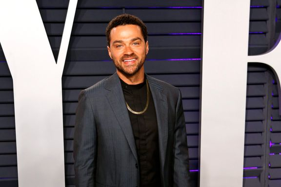 Jesse Williams Signs New Two-Season Contract For 'Grey's Anatomy'