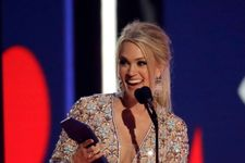 Carrie Underwood Wins Record-Breaking 20th CMT Awards Win