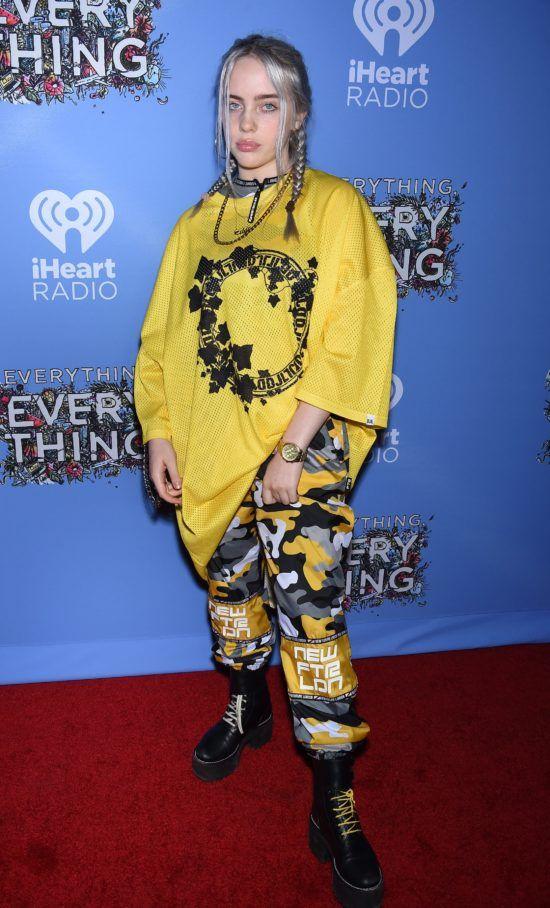Billie Eilish S Boldest Fashion Moments Fame10