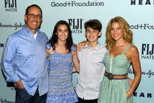 Jerry And Jessica Seinfeld Make Rare Public Appearance With Two Of Their Children