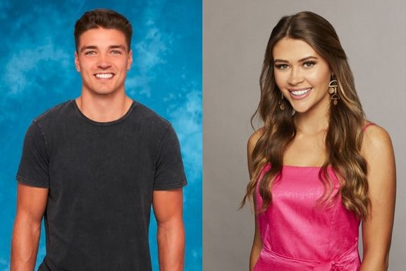 'Bachelor In Paradise' Star Dean Unglert Says He's Not In A Rush To Propose To Caelynn Miller-Keyes