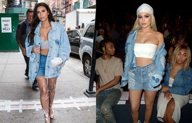 Fame10 Fashion-Face Off: Kim Kardashian vs. Kylie Jenner