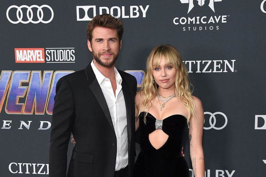 Miley Cyrus And Liam Hemsworth Finalize Divorce