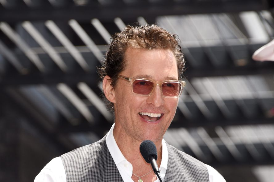 Matthew McConaughey Joins Faculty At University Of Texas At Austin