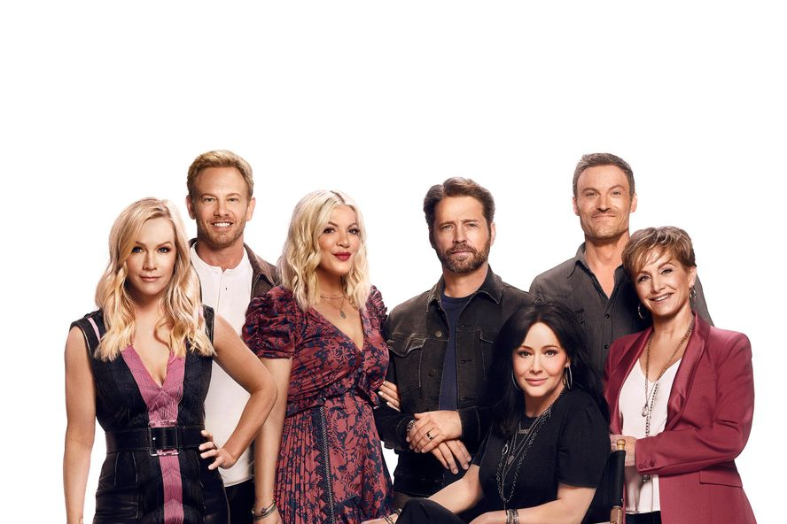'BH90210′ Cast Reacts To The Series' Cancelation And Teases About The Show's Potential Future