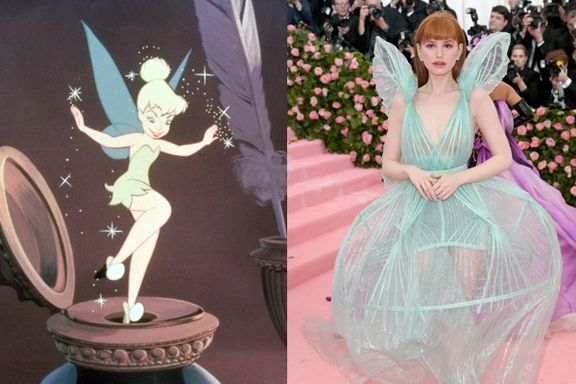 Times Stars Dressed Like Disney Princesses On The Red Carpet