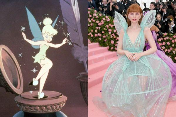 Times Stars Dressed Like Disney Princesses On The Red Carpet