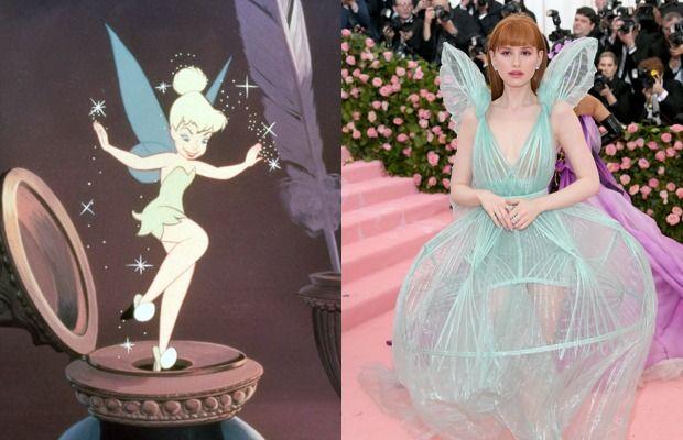 Times Stars Dressed Like Disney Princesses On The Red Carpet - Fame10
