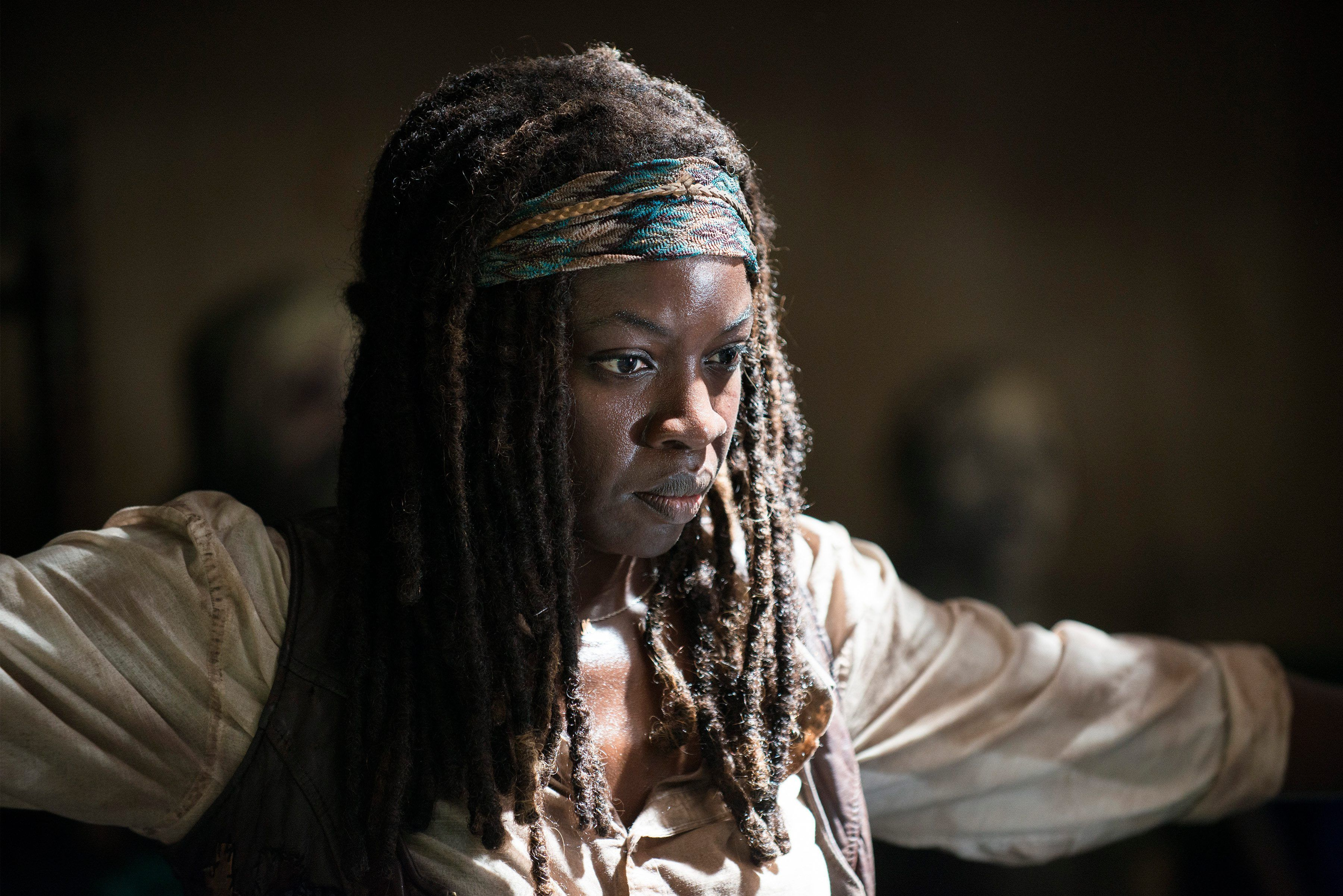'The Walking Dead' Says Goodbye To Star Danai Gurira In Latest Episode - Fame10