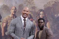 Dwayne 'The Rock' Johnson Left Honeymoon Early To Fill In For Kevin Hart On Kelly Clarkson's New Talk Show
