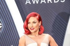 Sharna Burgess Opens Up About Learning She Was Cut From Dancing With The Stars